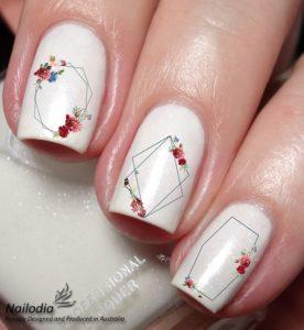 shaped flowers