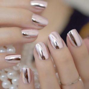 mirror nail polish