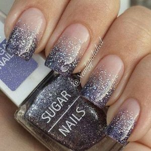nude silver blank