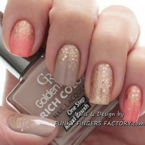 coral taupe