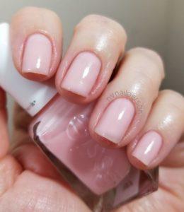 pink sheer