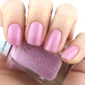 pink shimmering