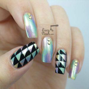 check iridescent