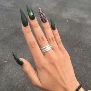 mermaid inspo green
