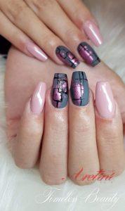 pink-foil-nails