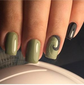 twisted olive green shades