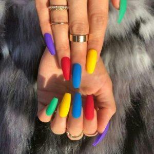 primary matte colors