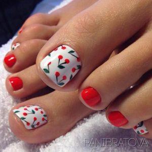 cherries toes