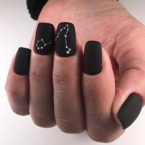 zodiac matte black