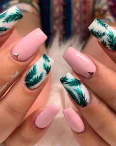 summer leaf style