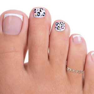 french leopard toes