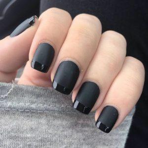 matte black gloss tip