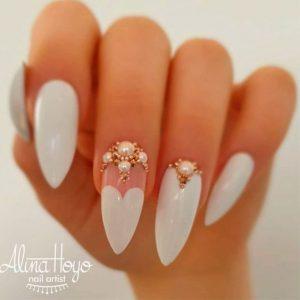 pearl base white