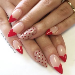 red spots on nude