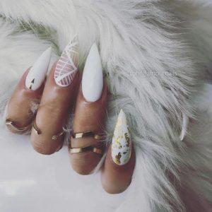 clear white designs