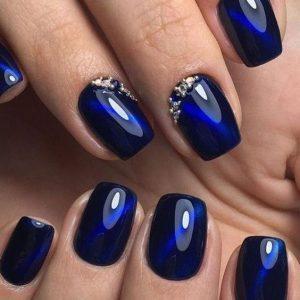 cobalt cat eye stones
