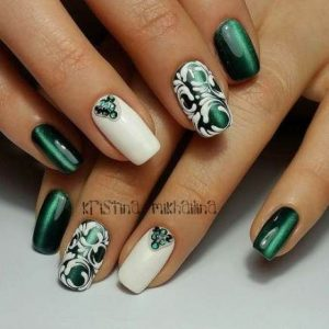 green envy magnet
