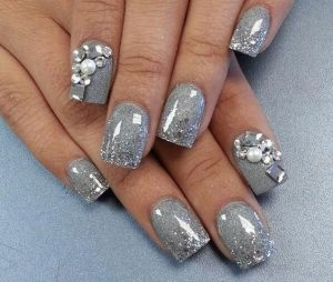 ultra glam solar nails