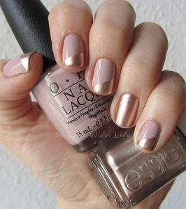 chrome striping taupe