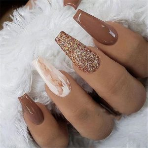 glam neutrals for fall
