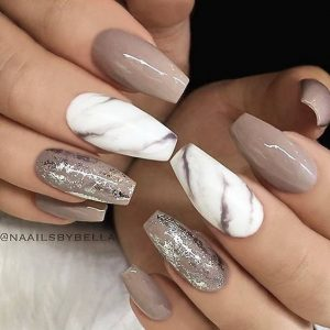 mix of taupe designs