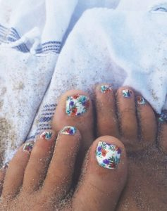 topics inspired toes