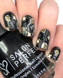 nye party nails
