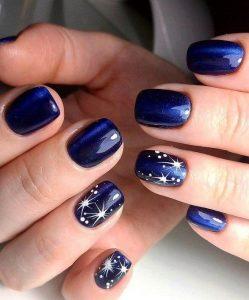 nye stars blue