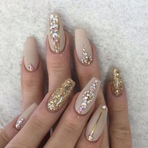 gold stone nude new years