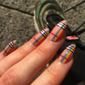 burberry rainbow