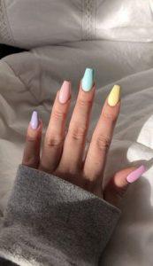 solid colors pastel