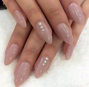 nude almond jewel