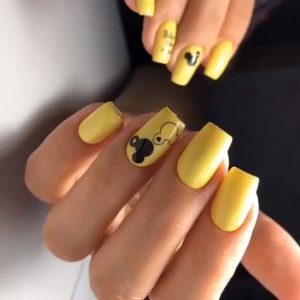 bright yellow 2020