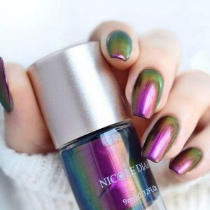 classic iridescent polish