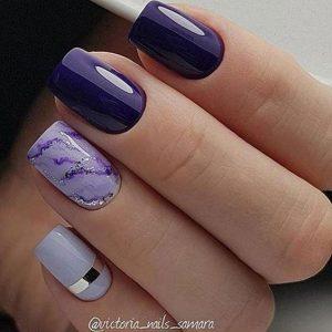 dark lavender marble