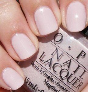 opi light pink neutral