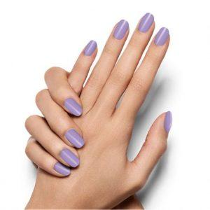stripe lavender simple