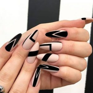 2020 nude black design