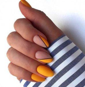 2020 yellow modern