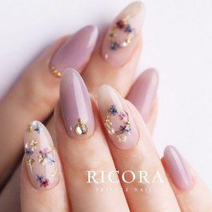 korean flower feminine