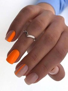 2020 neon orange