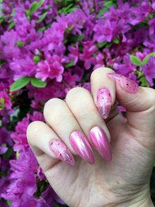 jelly plus chrome pink
