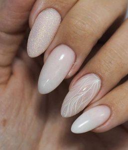 delicate design milk white