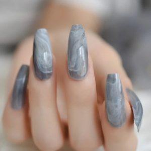 fiberglass marble gray color