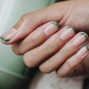 minimalist green ends