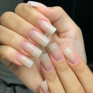 how to apply fiberglass nails