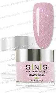 SNS pink dip powder