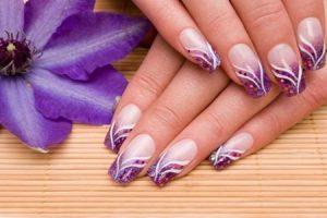 fiberglass purple designs