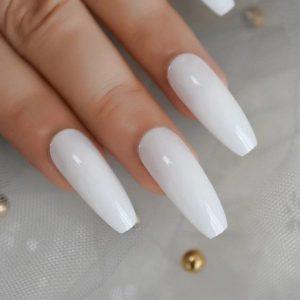 fiberglass in white