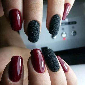 classy maroon black